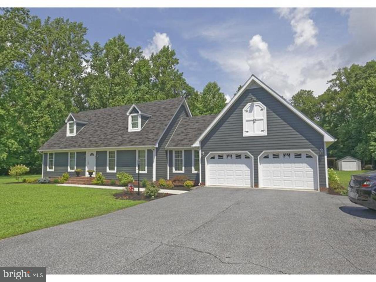 Maison unifamiliale pour l Vente à 22319 SUSSEX PINES Road Georgetown, Delaware 19947 États-Unis