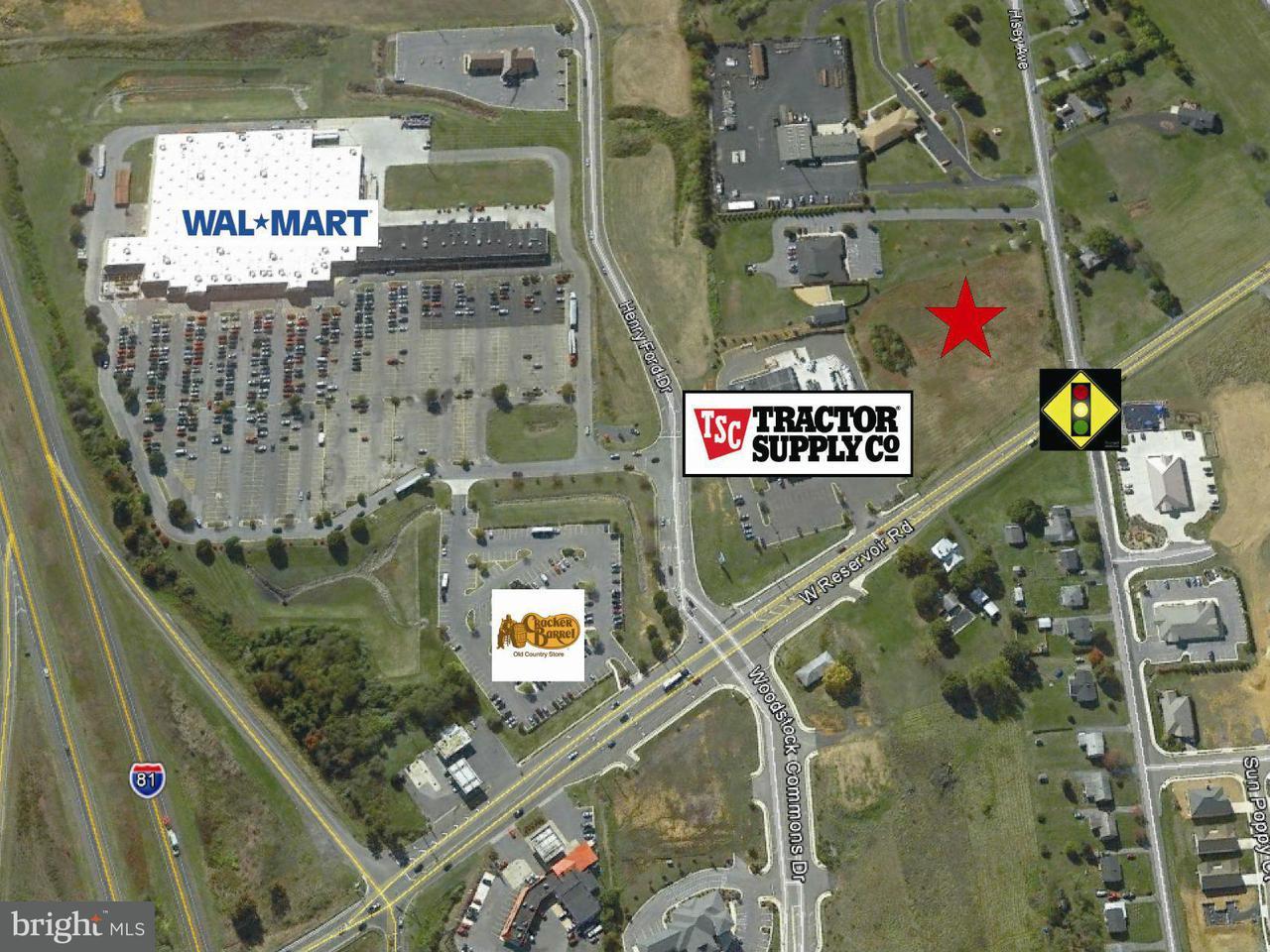 土地 为 销售 在 RESERVOIR RD W RESERVOIR RD W Woodstock, 弗吉尼亚州 22664 美国