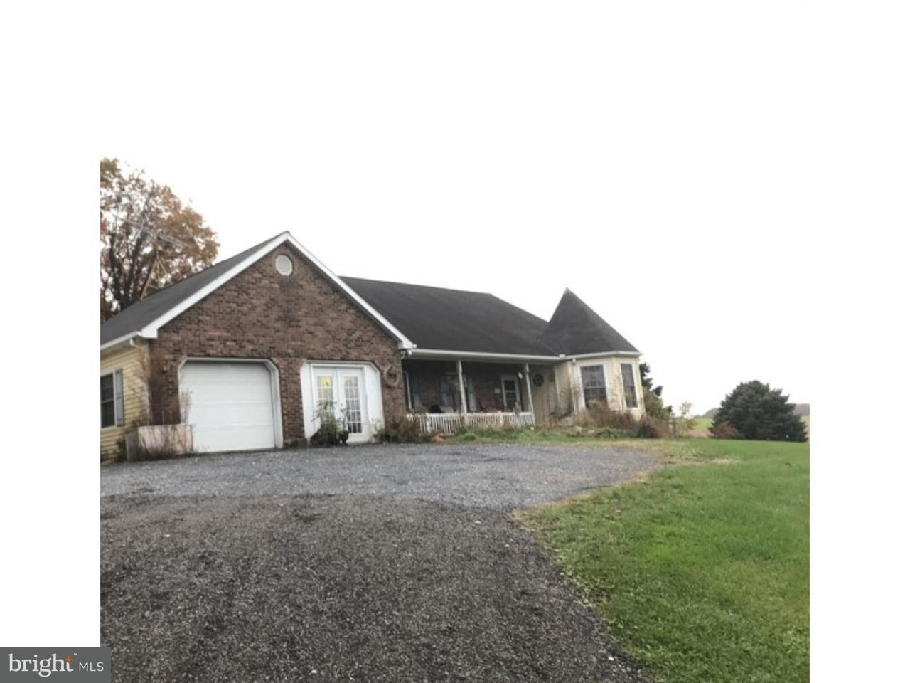 Частный односемейный дом для того Продажа на 9868 STAGECOACH Road Kempton, Пенсильвания 19529 Соединенные Штаты
