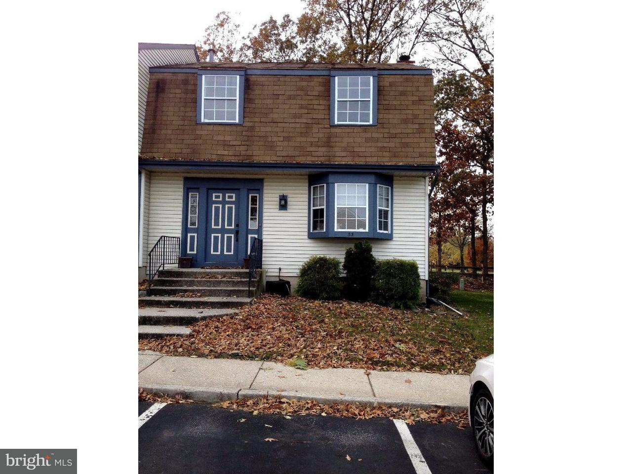 Townhouse for Rent at 33 PAR Court Pennsauken, New Jersey 08109 United States