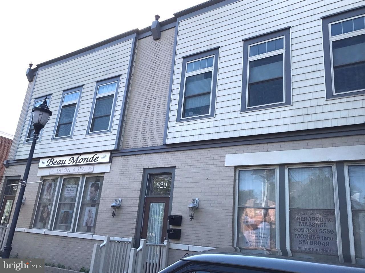 Maison unifamiliale pour l Vente à 620 COLLINGS Avenue Collingswood, New Jersey 08107 États-Unis