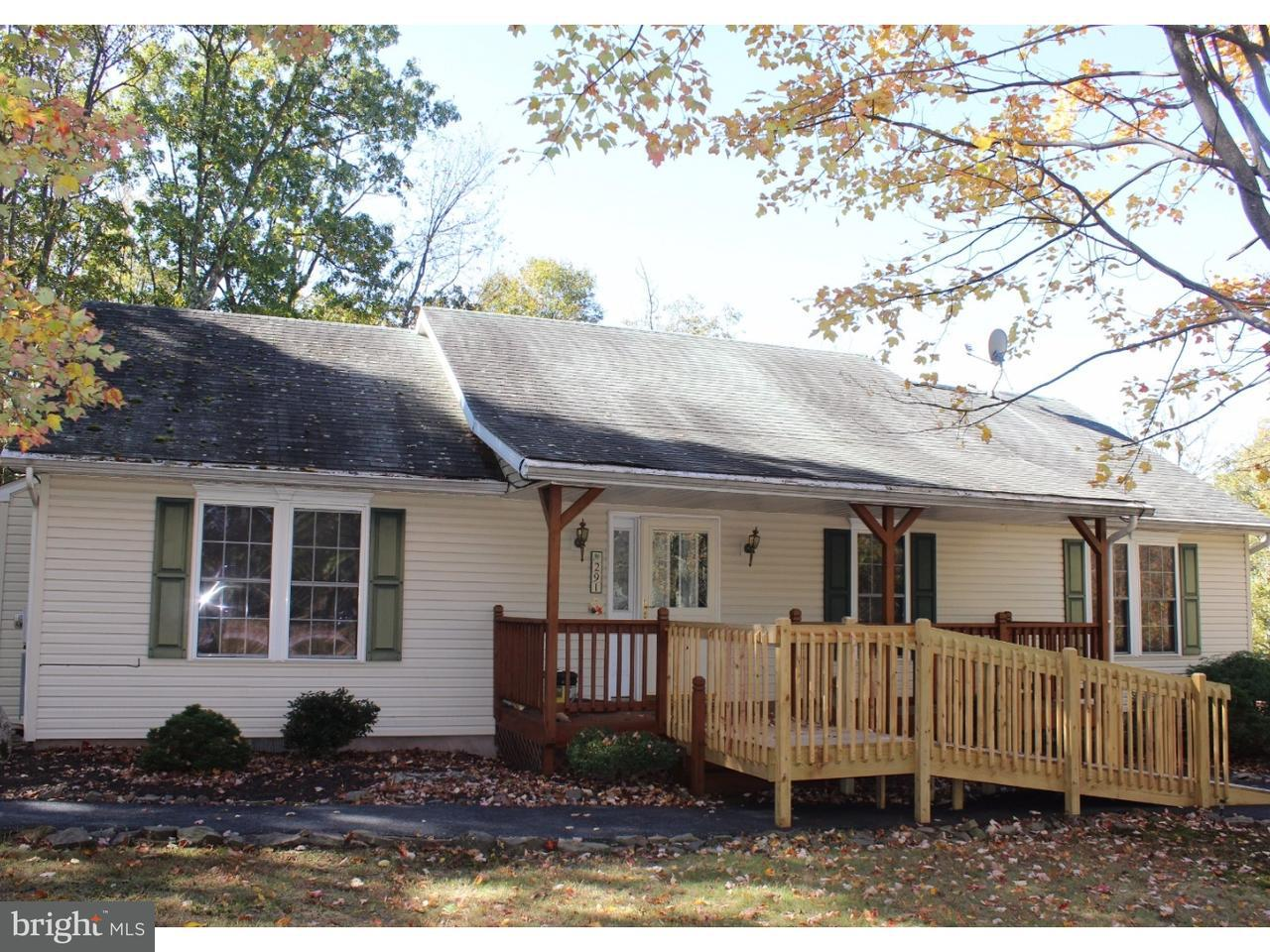 Single Family Home for Sale at 291 W SPRING MOUNTAIN Drive Zion Grove, Pennsylvania 18242 United States