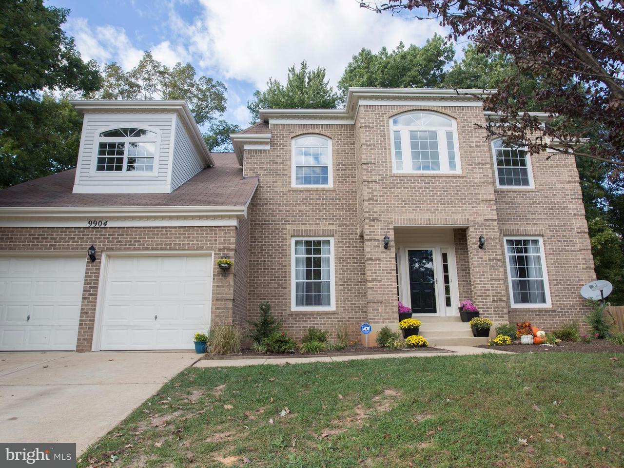 Частный односемейный дом для того Продажа на 9904 STALL Avenue 9904 STALL Avenue Lanham, Мэриленд 20706 Соединенные Штаты