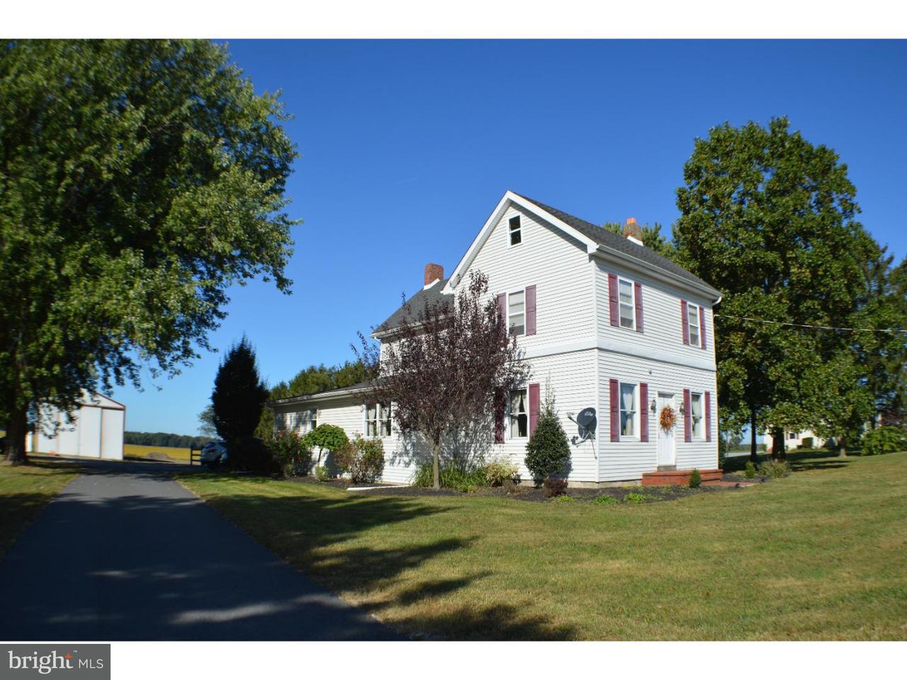 独户住宅 为 销售 在 161 BURLINGTON Road Elmer, 新泽西州 08318 美国