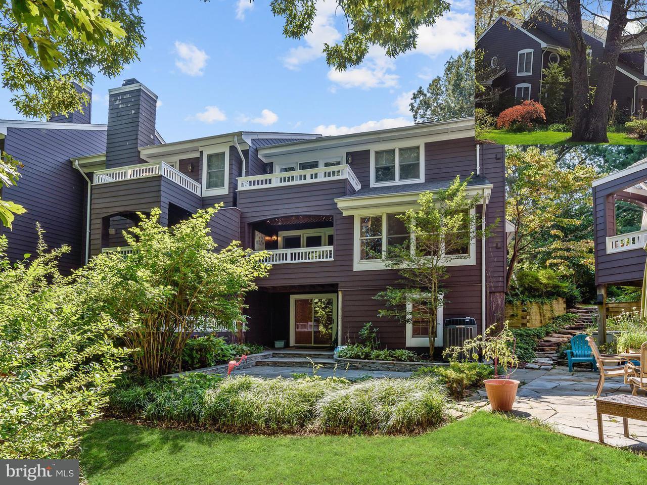 Casa unifamiliar adosada (Townhouse) por un Venta en 114 SUMMER VILLAGE Drive 114 SUMMER VILLAGE Drive Annapolis, Maryland 21401 Estados Unidos