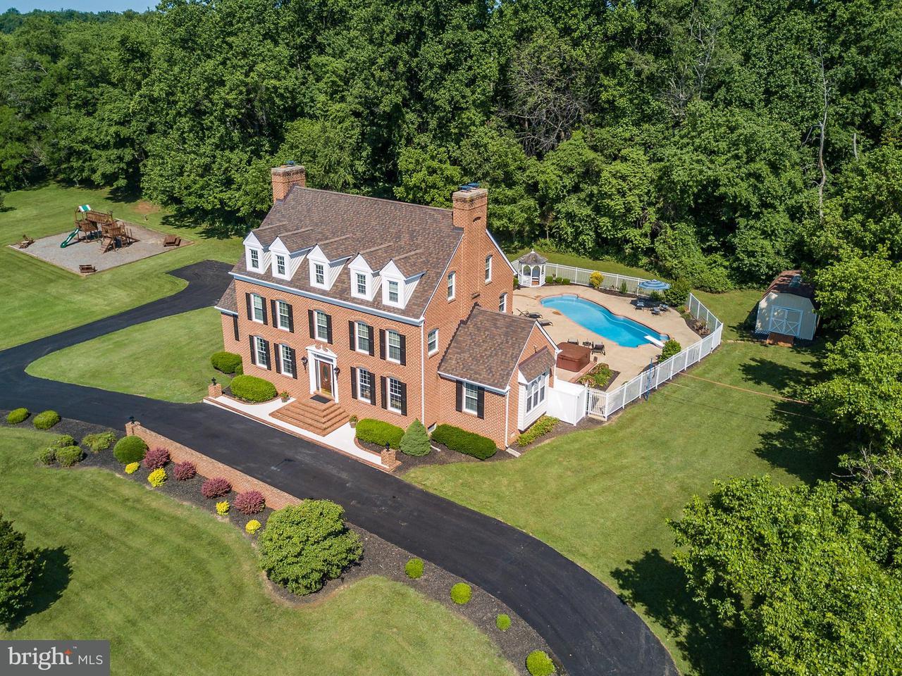 Villa per Vendita alle ore 6721 FOSTERS FORK Road 6721 FOSTERS FORK Road Warrenton, Virginia 20187 Stati Uniti