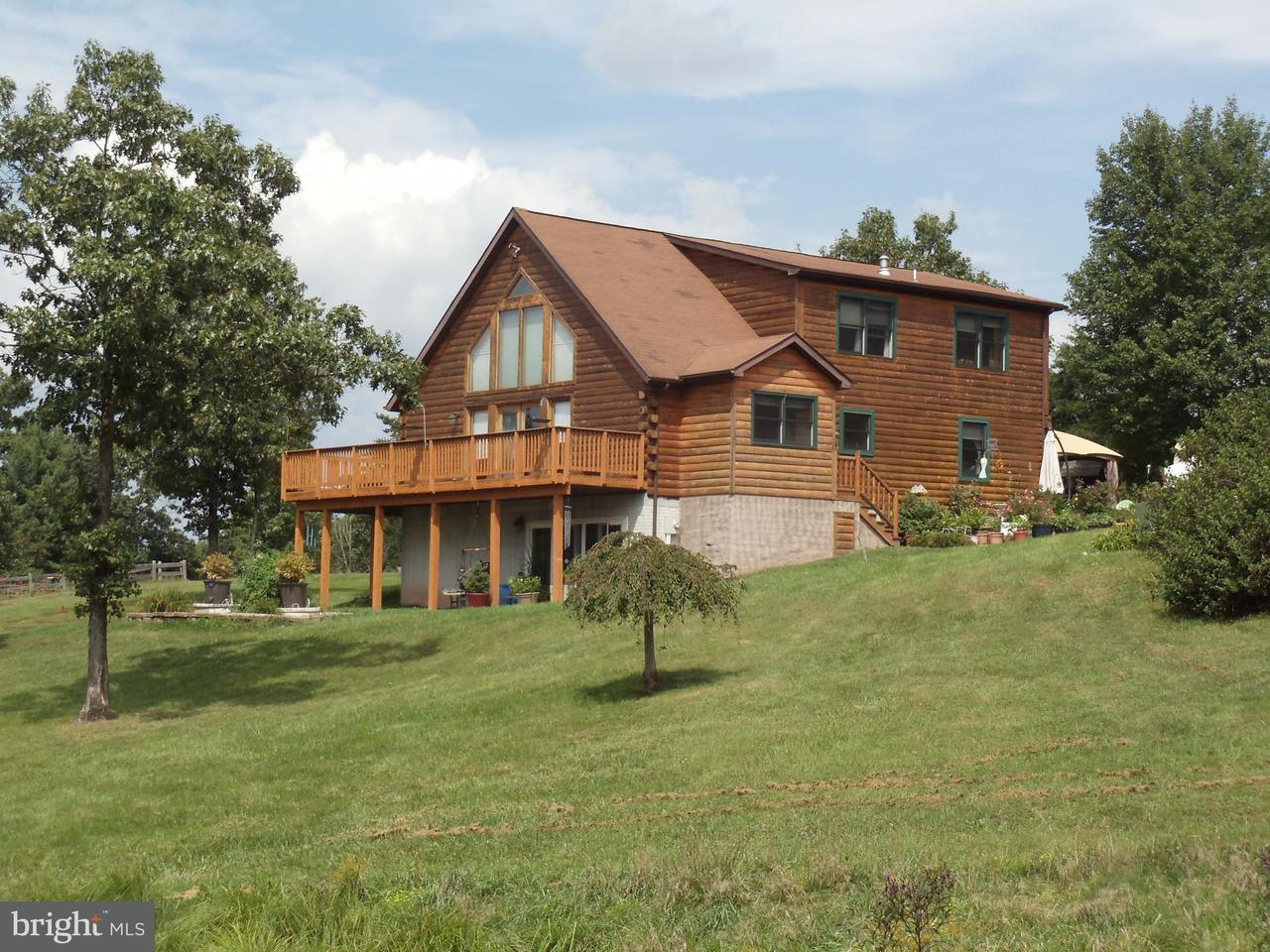 Fazenda / Quinta para Venda às 450 WHITHAM Drive 450 WHITHAM Drive Gore, Virginia 22637 Estados Unidos