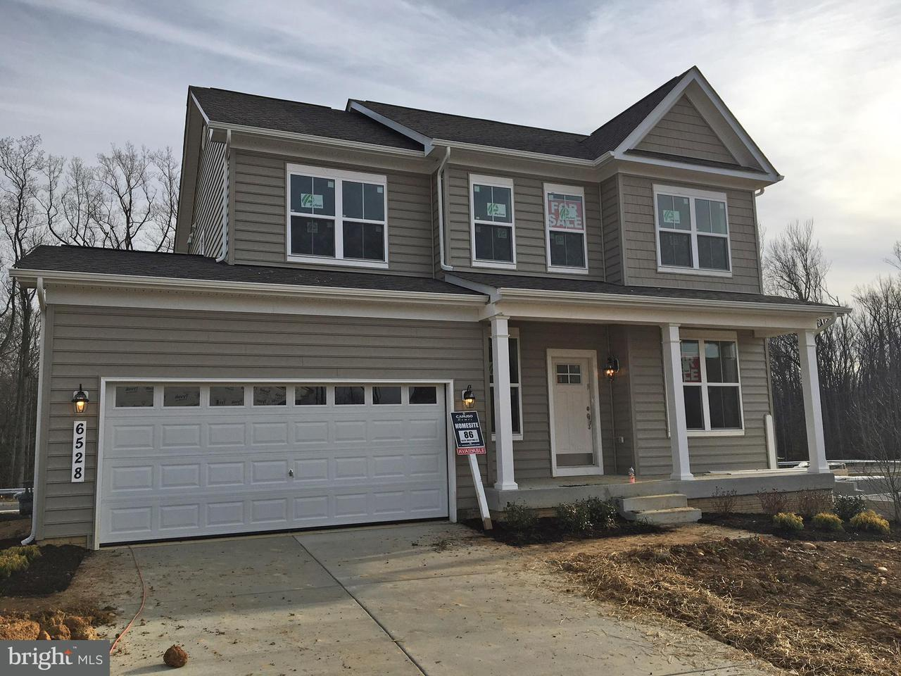 Single Family Home for Sale at 6528 JOUSTING Court 6528 JOUSTING Court Indian Head, Maryland 20640 United States