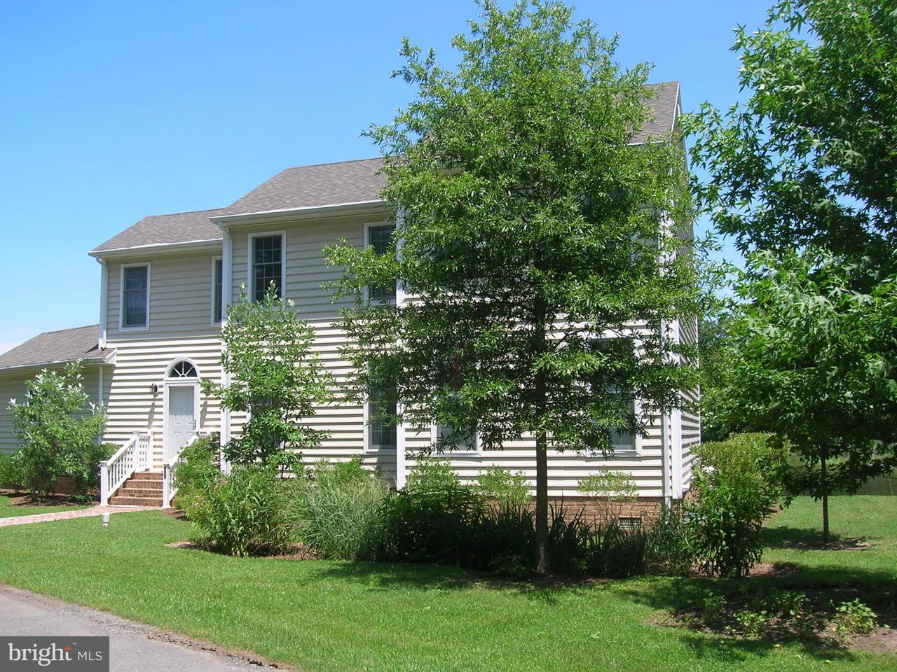 Maison unifamiliale pour l Vente à 603 RADCLIFFE Avenue 603 RADCLIFFE Avenue St. Michaels, Maryland 21663 États-Unis