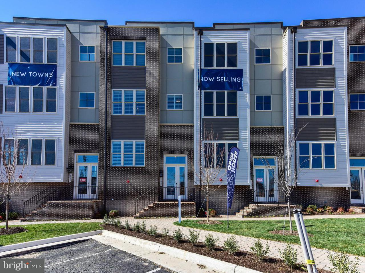 Townhouse for Sale at 711 MONROE 711 MONROE Herndon, Virginia 20170 United States