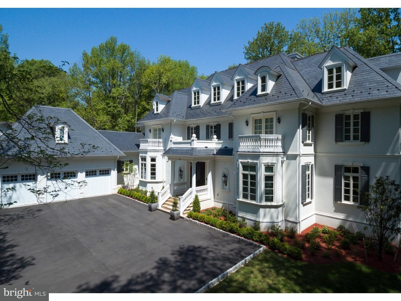 獨棟家庭住宅 為 出售 在 88 STONY BROOK Lane Princeton, 新澤西州 08540 美國在/周邊: Princeton