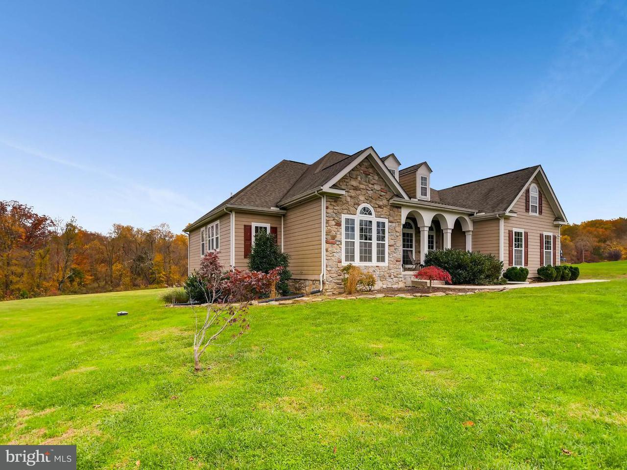 Частный односемейный дом для того Продажа на 836 RIPPLE STREAM Court 836 RIPPLE STREAM Court Joppa, Мэриленд 21085 Соединенные Штаты
