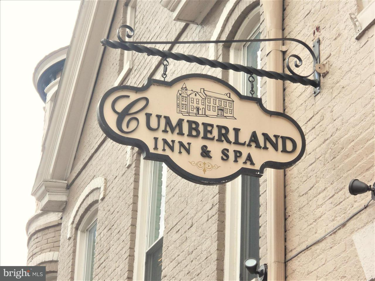 Commercial for Sale at 120 Greene Street 120 Greene Street Cumberland, Maryland 21502 United States