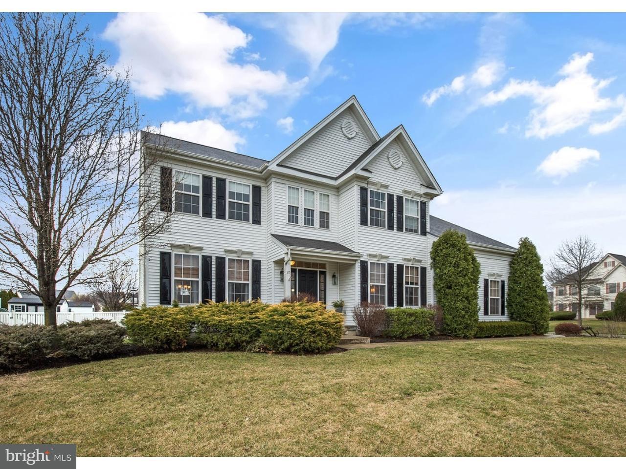 Maison unifamiliale pour l Vente à 25 THISTLE Lane Lumberton, New Jersey 08048 États-Unis