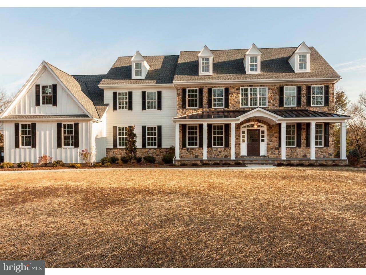 独户住宅 为 销售 在 396 PLYMOUTH Road 安布勒, 宾夕法尼亚州 19002 美国