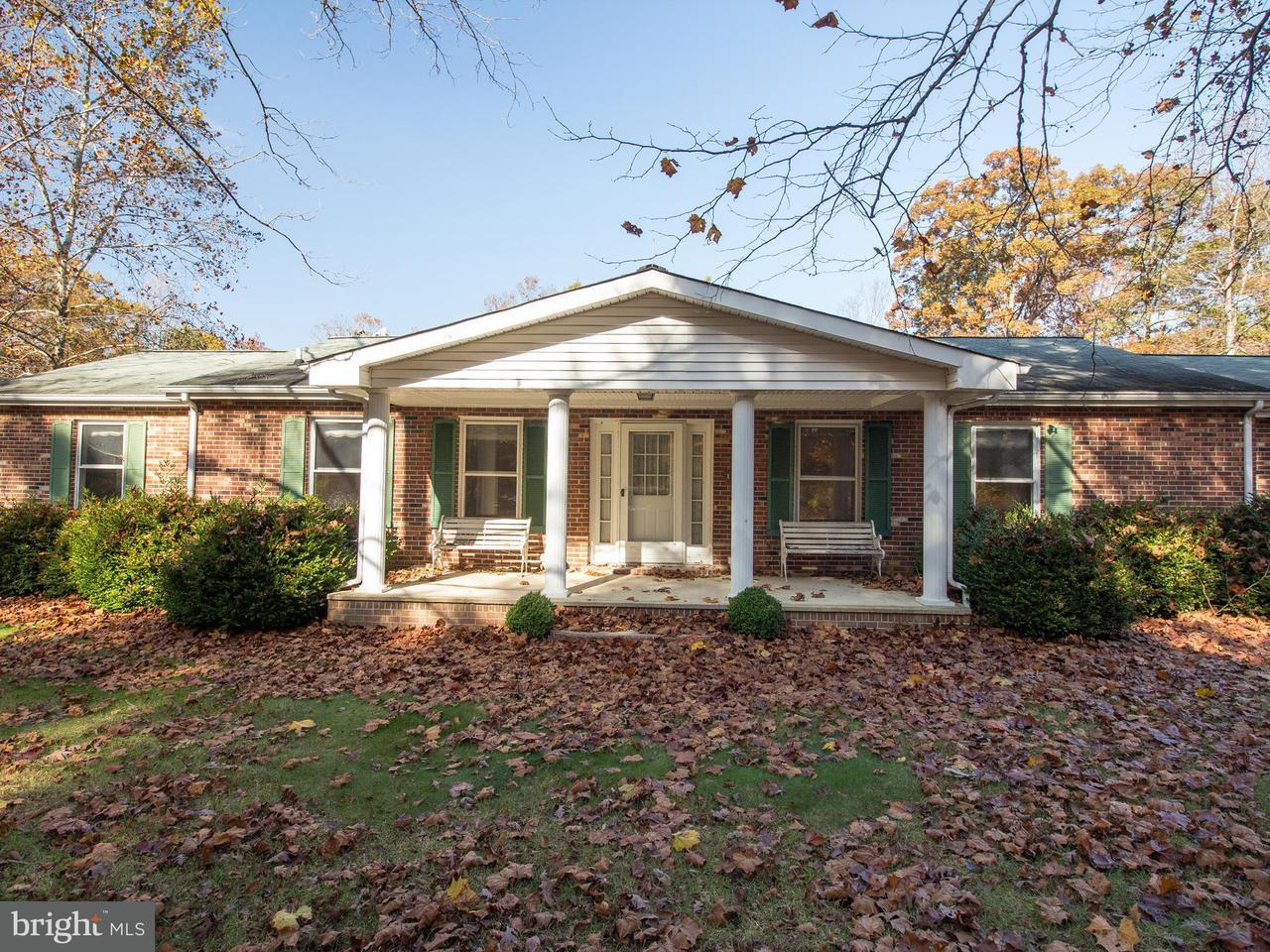 Maison unifamiliale pour l Vente à 527 Halls Store Road 527 Halls Store Road Mineral, Virginia 23117 États-Unis