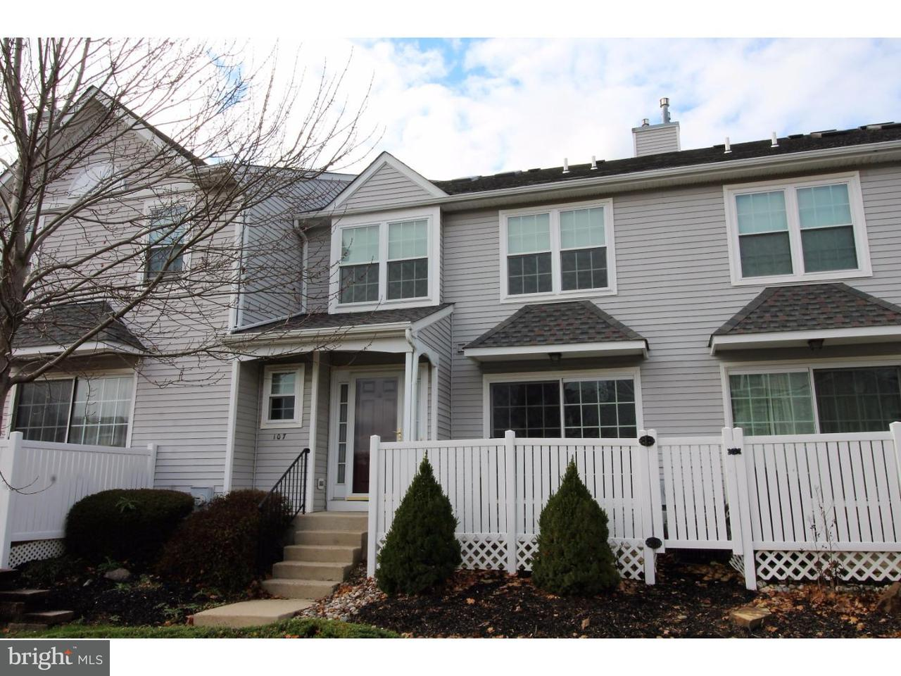 Townhouse for Rent at 107 EAGLE CT #106 Jamison, Pennsylvania 18929 United States