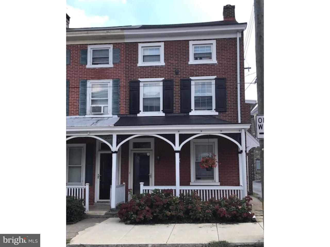 Townhouse for Rent at 28 E MINER Street West Chester, Pennsylvania 19382 United States