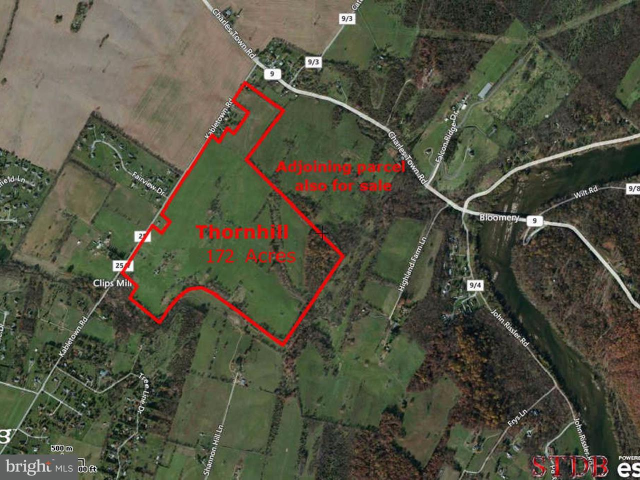 Land für Verkauf beim KABLETOWN ROAD KABLETOWN ROAD Charles Town, West Virginia 25414 Vereinigte Staaten