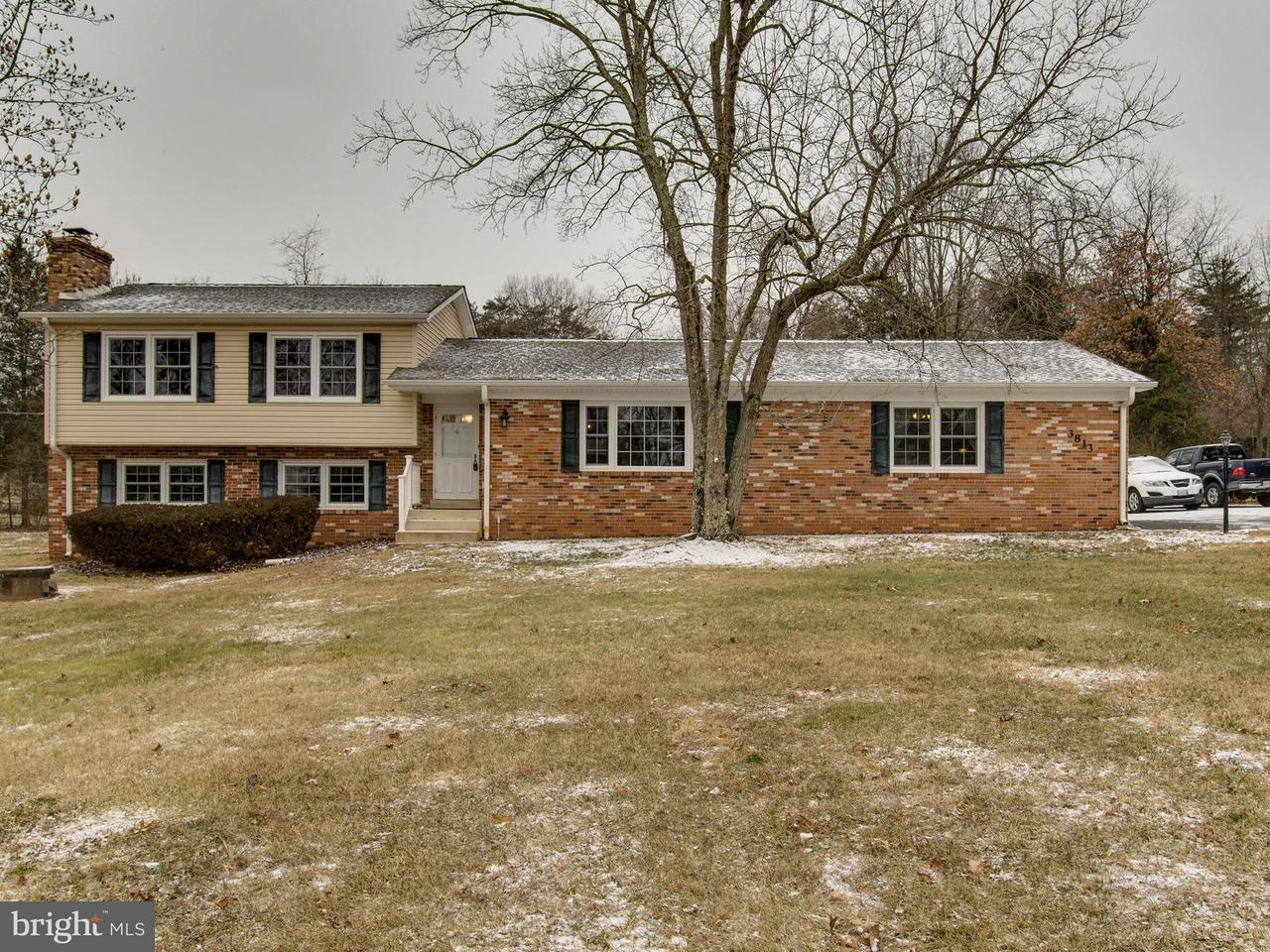 獨棟家庭住宅 為 出售 在 3813 DUMFRIES Road 3813 DUMFRIES Road Catlett, 弗吉尼亞州 20119 美國