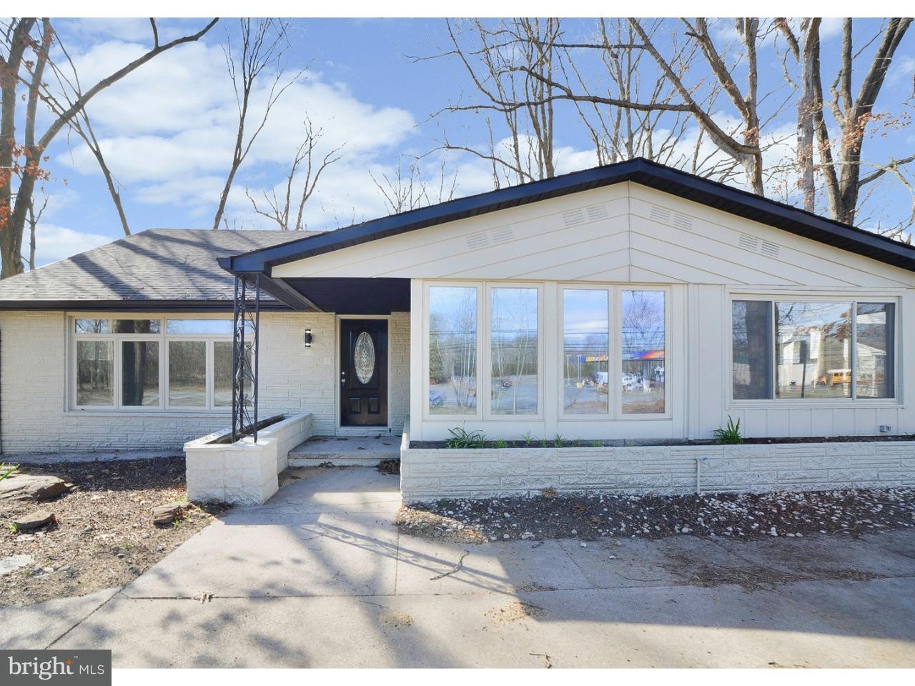 独户住宅 为 销售 在 1523 ROUTE 206 Tabernacle Twp, 新泽西州 08088 美国