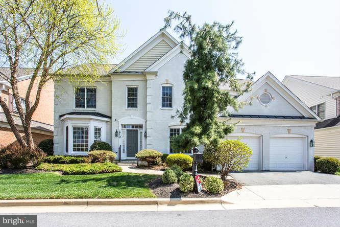 Single Family Home for Sale at 210 LONG TRAIL TER 210 LONG TRAIL TER Rockville, Maryland 20850 United States