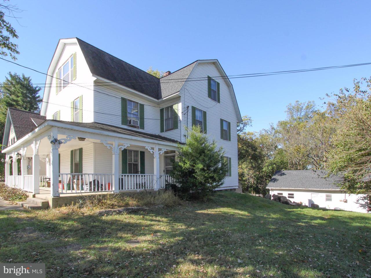 Многосемейный дом для того Продажа на 429 PROSPECT Avenue 429 PROSPECT Avenue Harpers Ferry, Западная Виргиния 25425 Соединенные Штаты