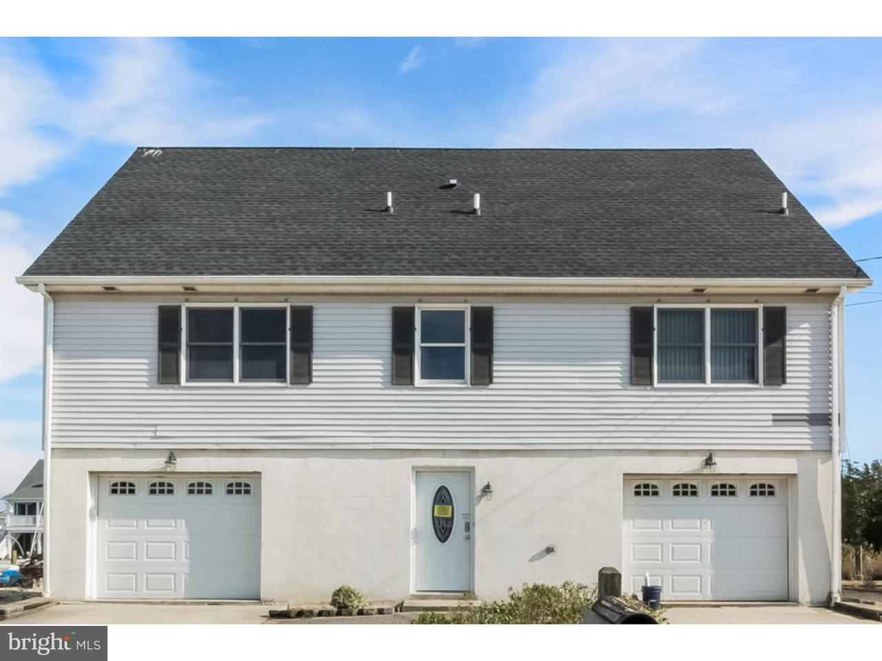 Частный односемейный дом для того Продажа на 1209 KOA Drive Forked River, Нью-Джерси 08731 Соединенные Штаты