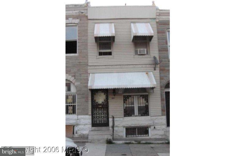 Other Residential for Rent at 1807 Rutland Ave Baltimore, Maryland 21213 United States