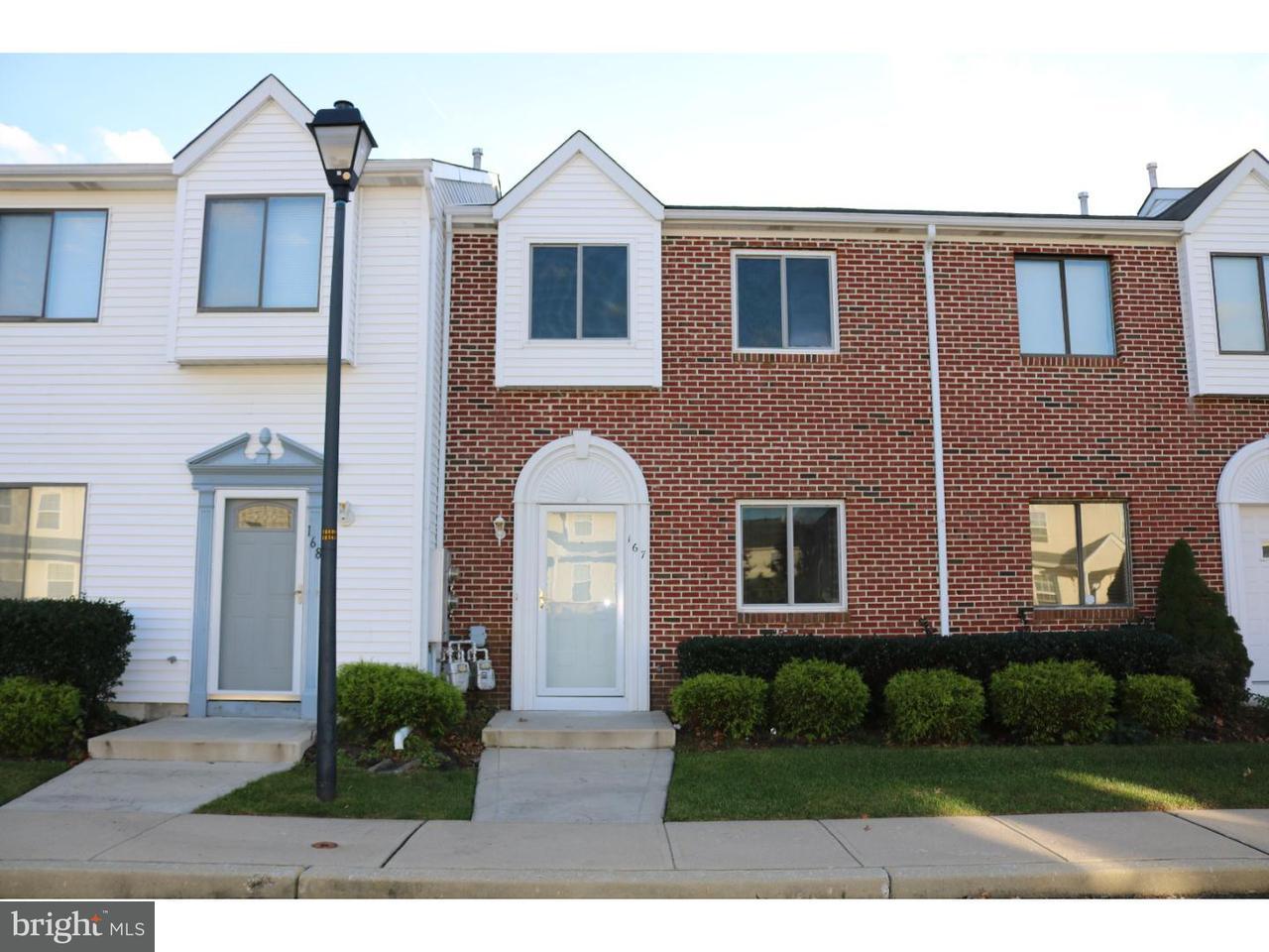 Townhouse for Rent at 167 YORKTOWN BLVD Hammonton, New Jersey 08037 United States