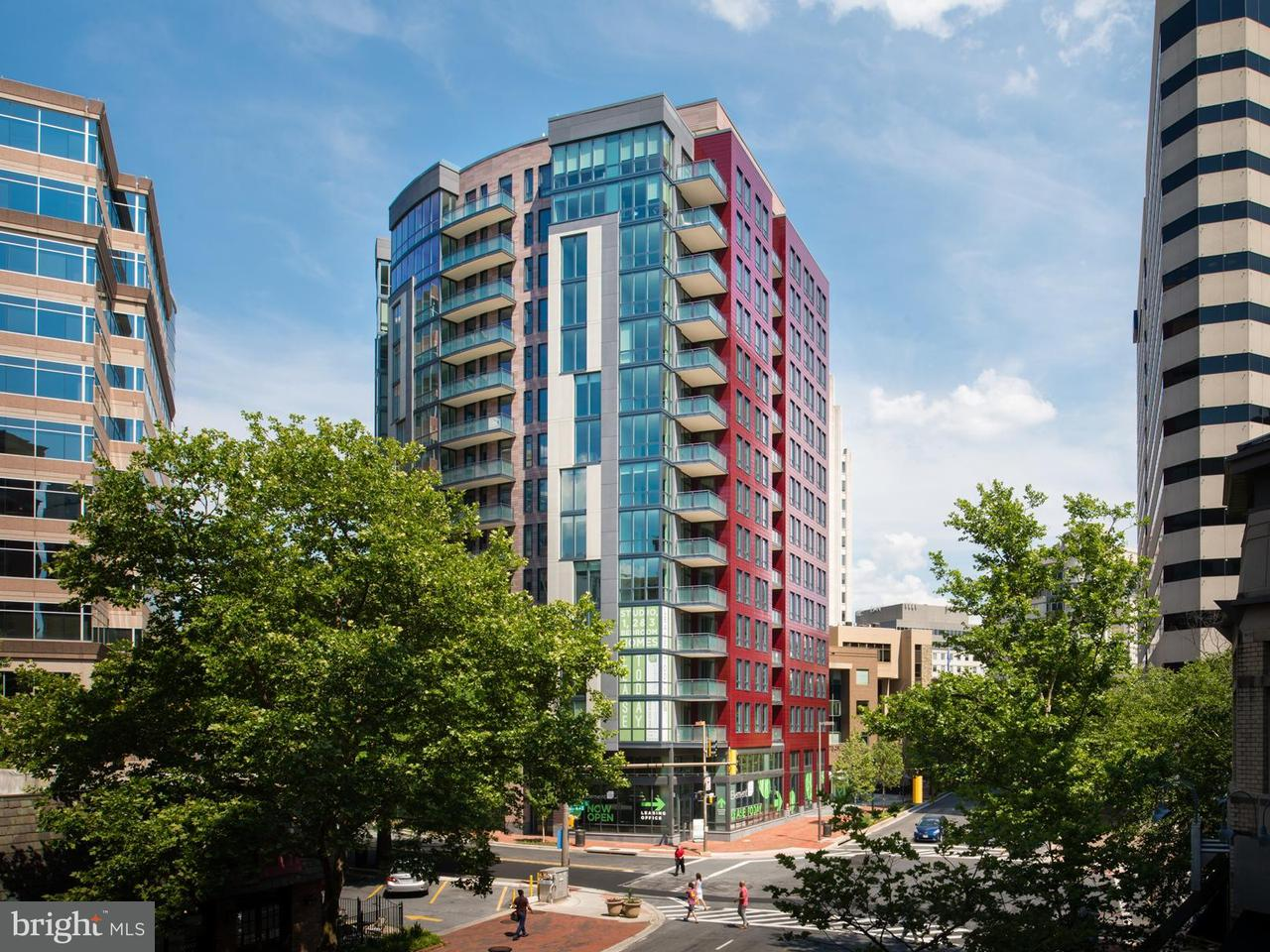 Condominium for Rent at 100 Commerce Ln #1201 Bethesda, Maryland 20814 United States