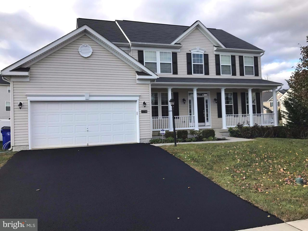 Single Family for Sale at 1710 Fletchers Dr Point Of Rocks, Maryland 21777 United States