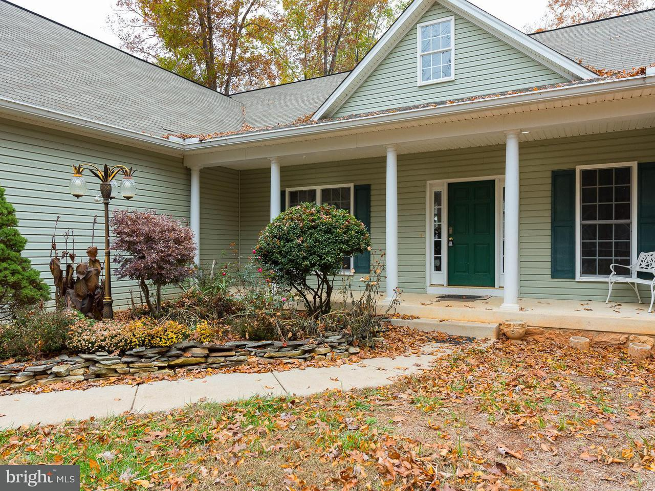 Single Family Home for Sale at 6110 HIDDEN VIEW Drive 6110 HIDDEN VIEW Drive Mineral, Virginia 23117 United States