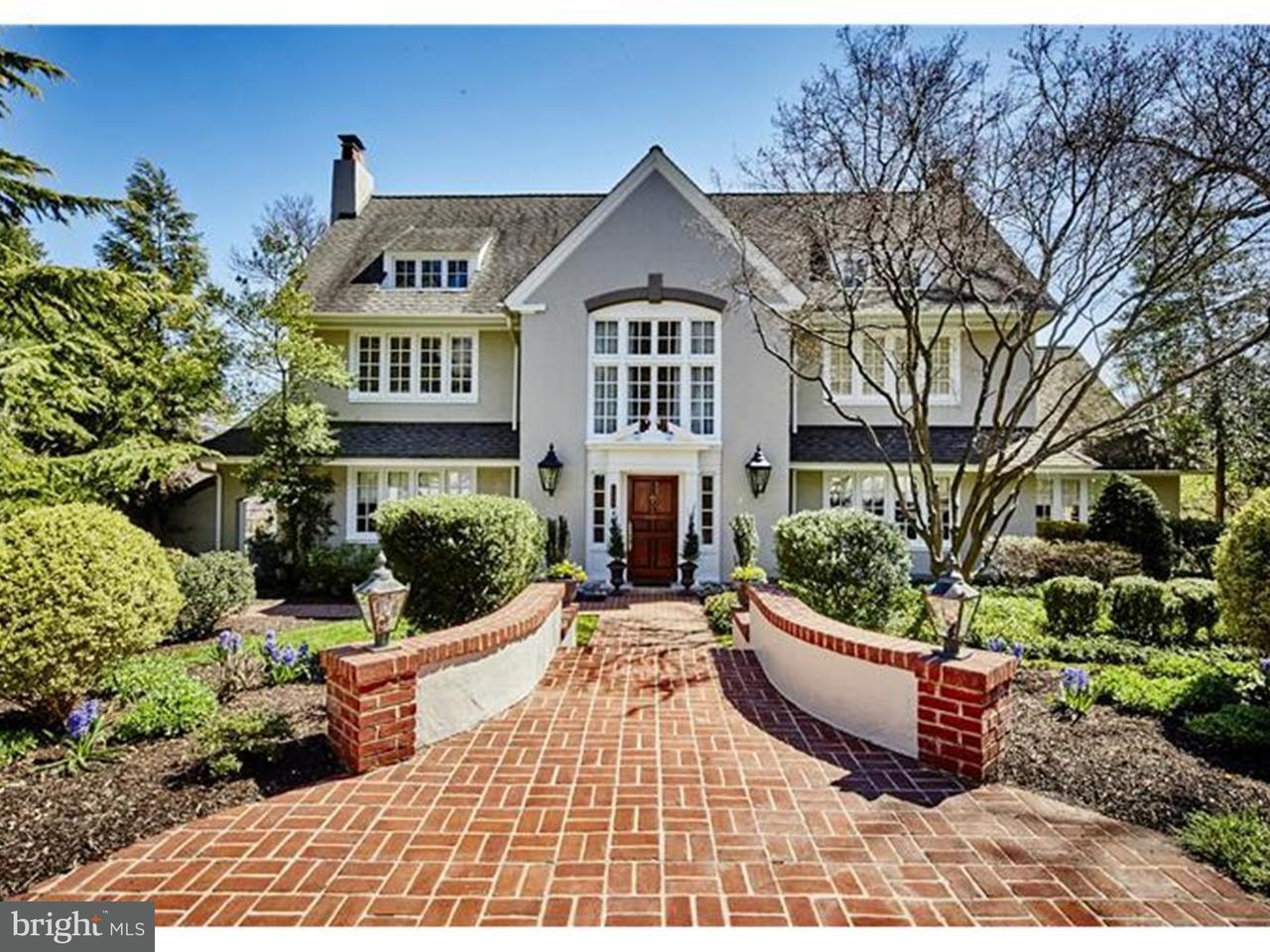 Частный односемейный дом для того Продажа на 2208 N GRANT Avenue Wilmington, Делавэр 19806 Соединенные Штаты