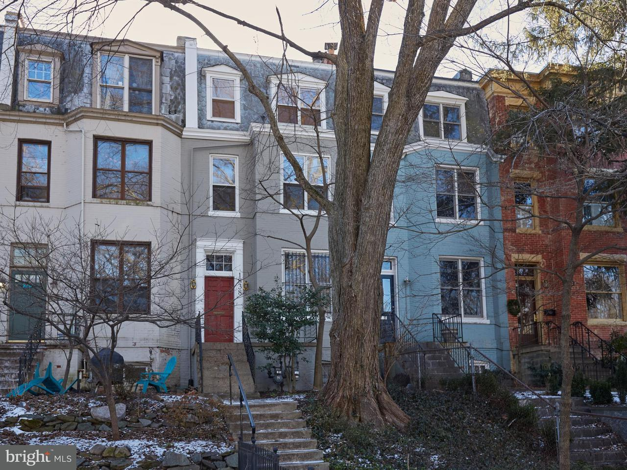 Multi-Family Home for Sale at 1838 INGLESIDE TER NW 1838 INGLESIDE TER NW Washington, District Of Columbia 20010 United States