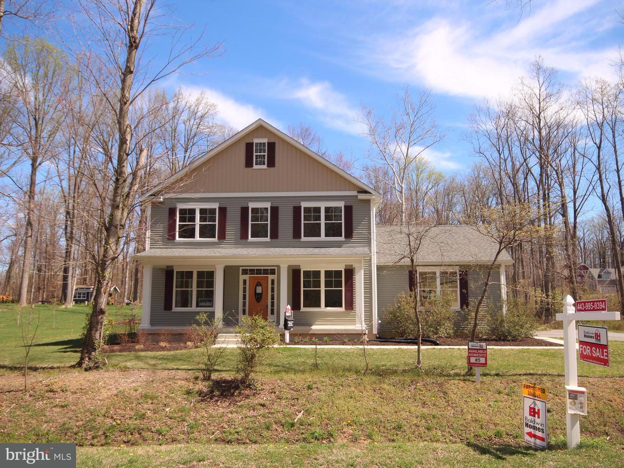 一戸建て のために 売買 アット 4 RUSTLING OAKS Drive 4 RUSTLING OAKS Drive Wye Mills, メリーランド 21679 アメリカ合衆国
