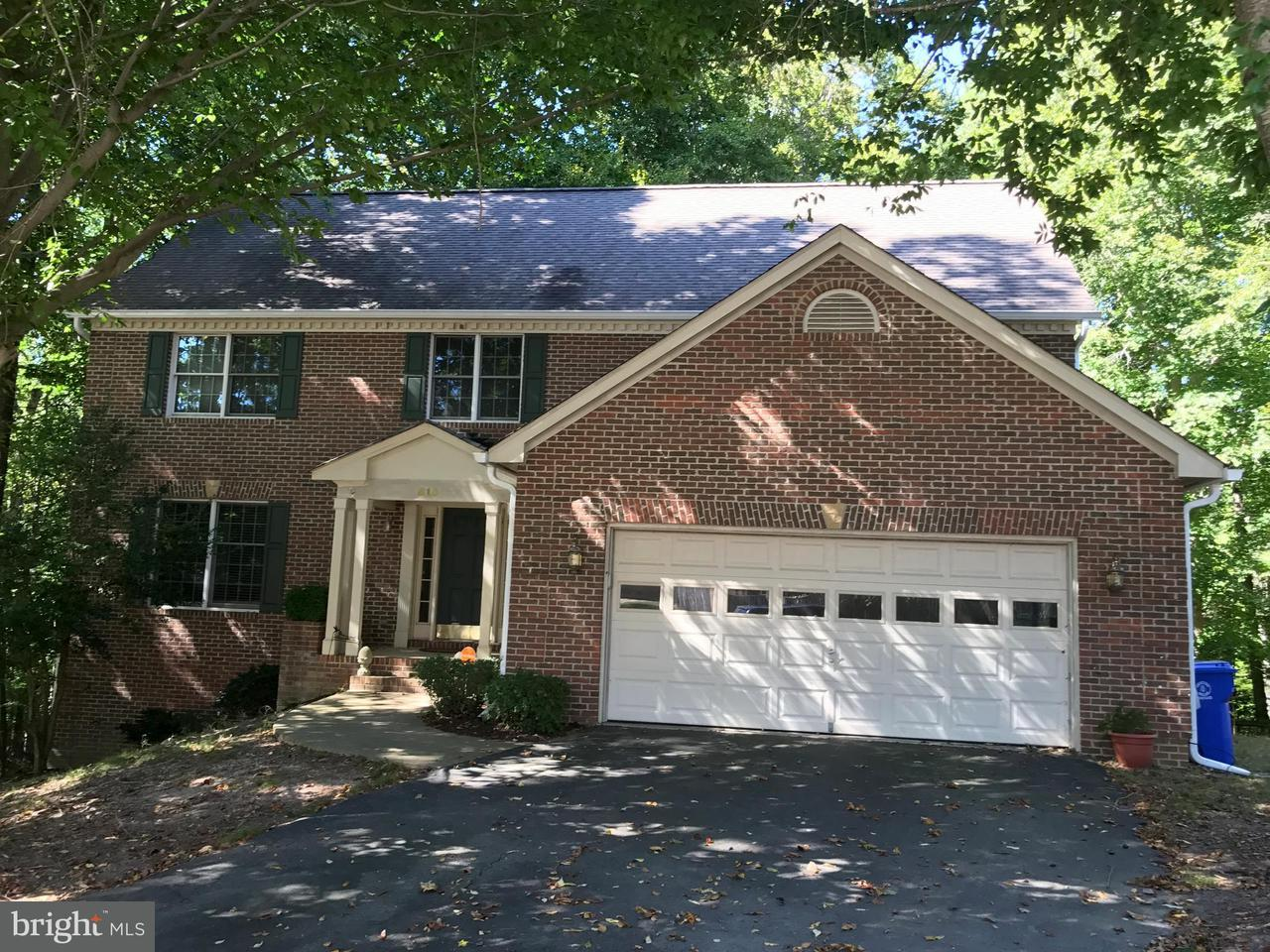 Other Residential for Rent at 616 Hickory Cir La Plata, Maryland 20646 United States