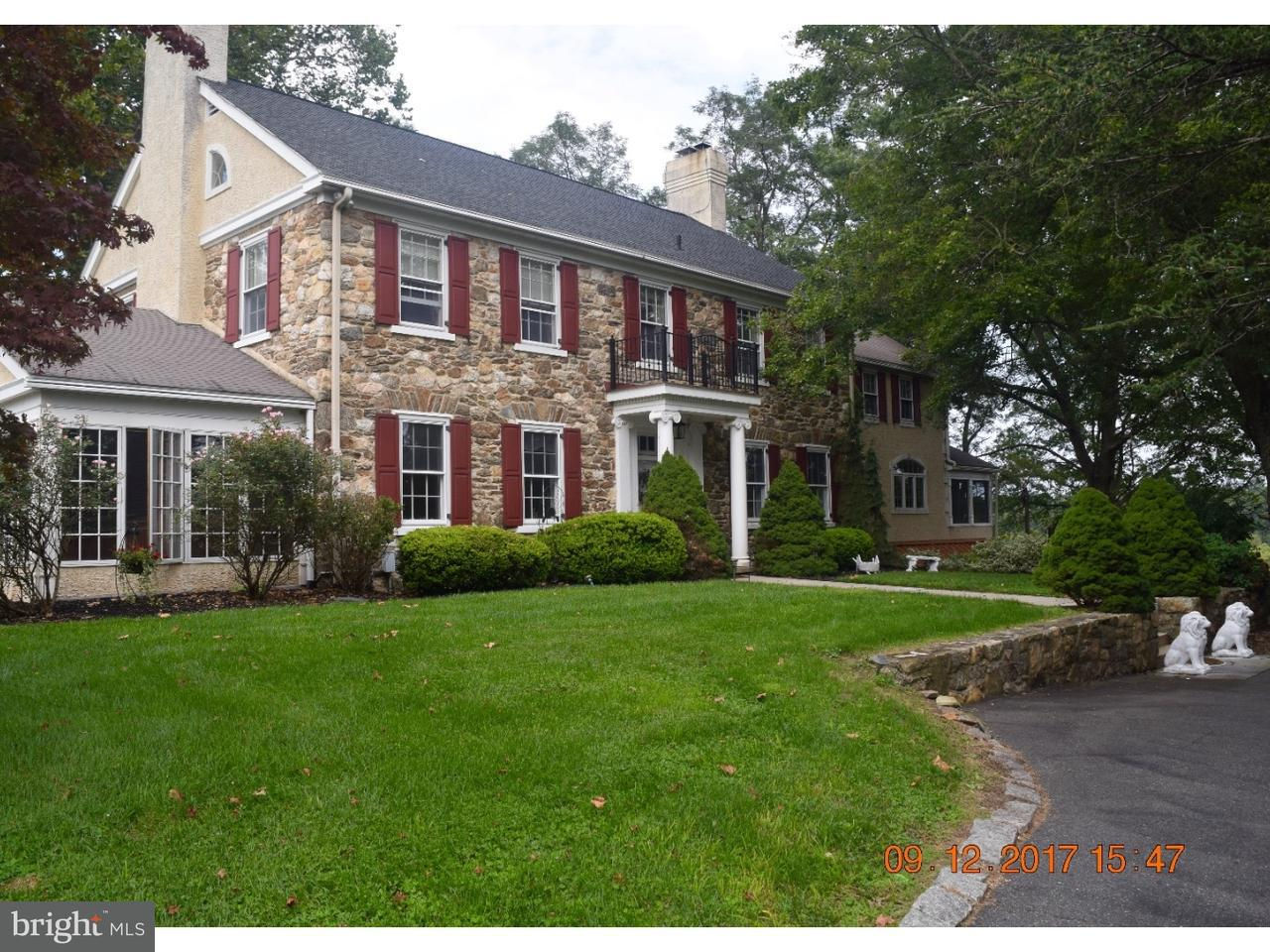Single Family Home for Sale at 2003 CHESTERVILLE Road Lincoln University, Pennsylvania 19352 United States