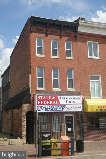 Single Family for Sale at 433 Broadway S Baltimore, Maryland 21231 United States
