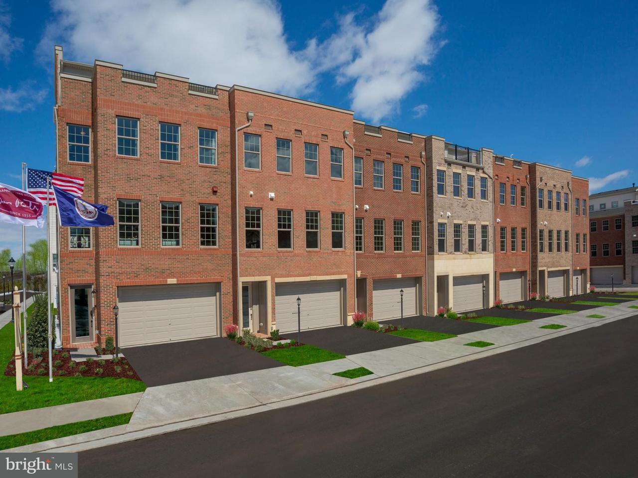 联栋屋 为 销售 在 42250 MARBLE HOUSE SQ 42250 MARBLE HOUSE SQ Brambleton, 弗吉尼亚州 20148 美国