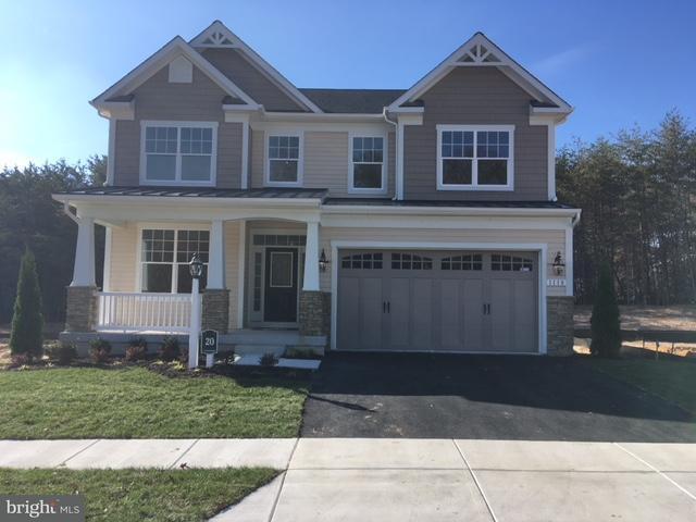 一戸建て のために 売買 アット 1118 CHEVRON Road 1118 CHEVRON Road Severn, メリーランド 21144 アメリカ合衆国