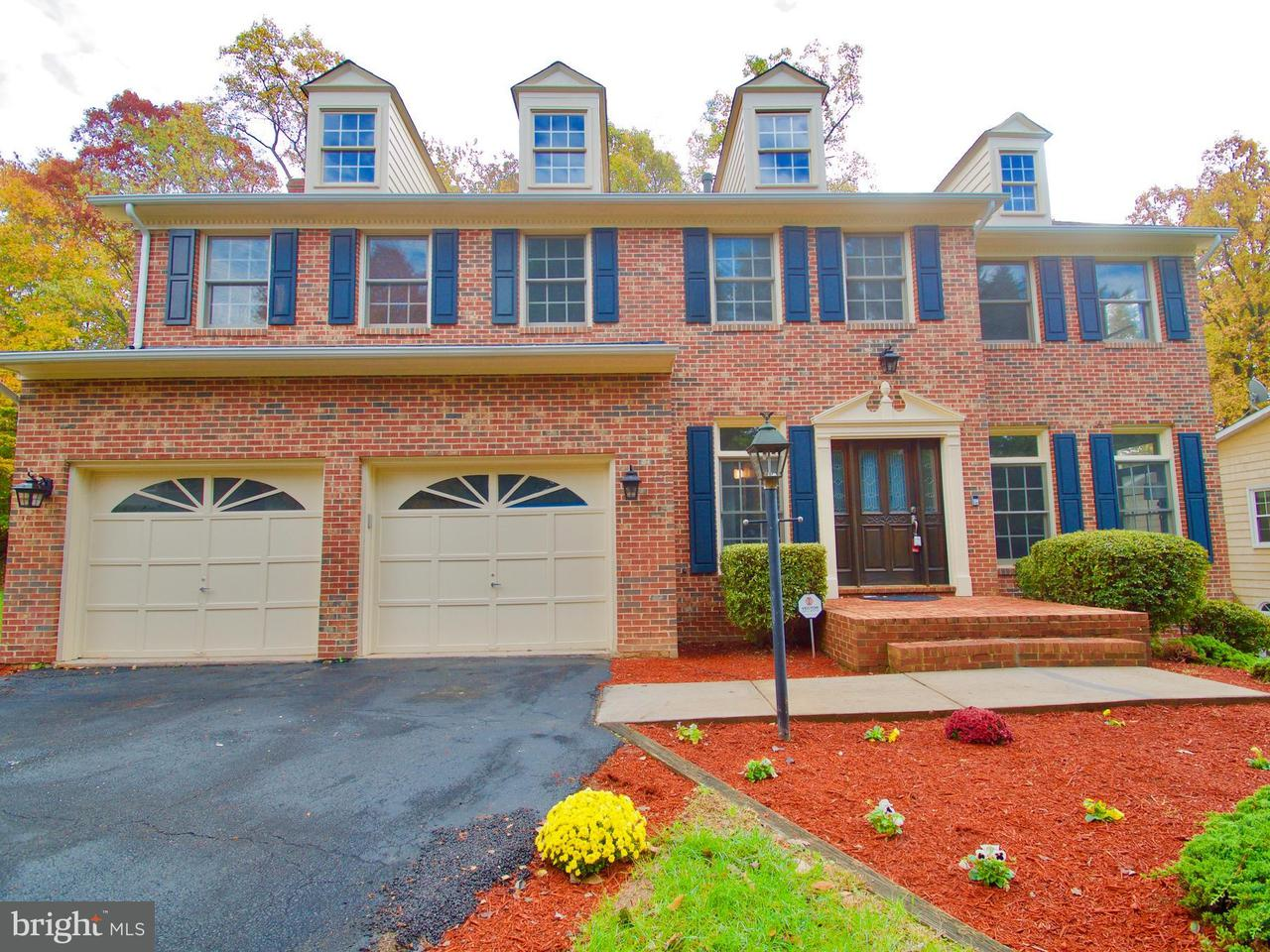 Single Family Home for Sale at 8514 WILD SPRUCE Drive 8514 WILD SPRUCE Drive Springfield, Virginia 22153 United States