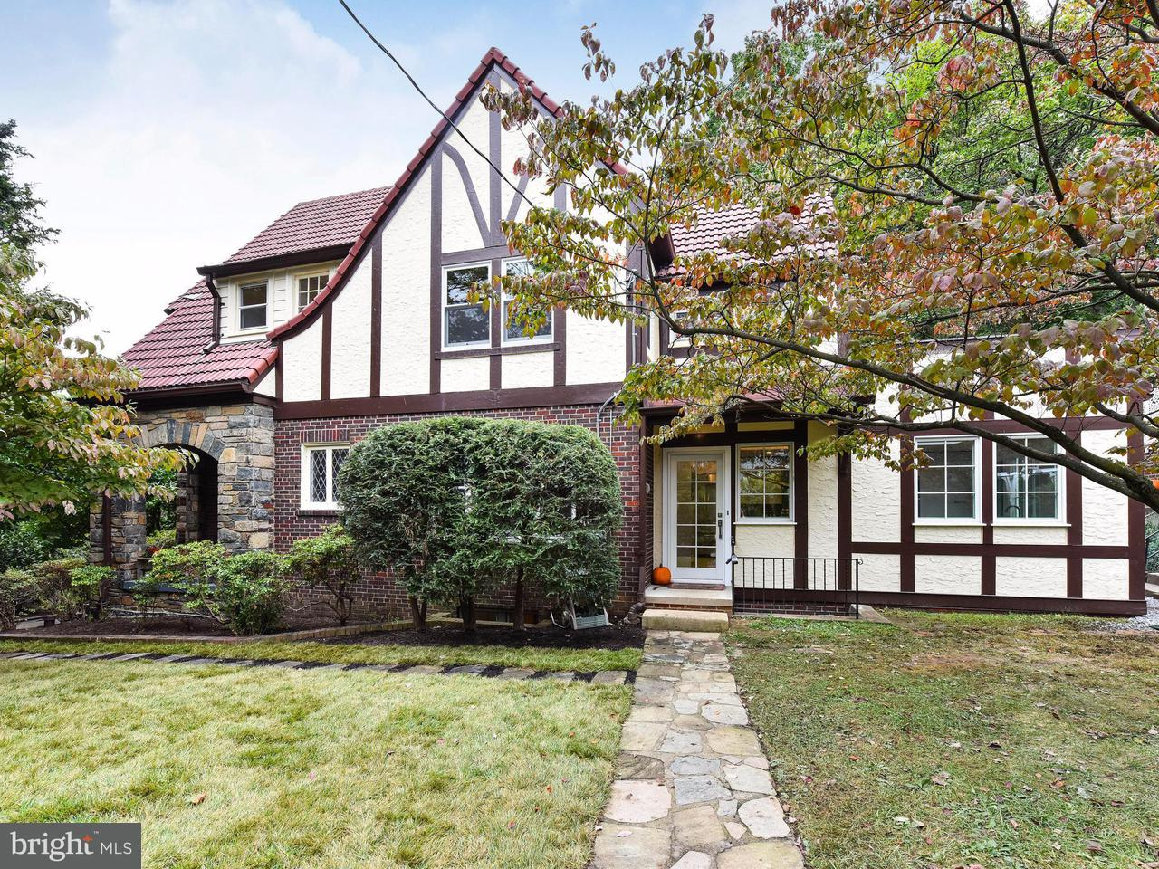 Single Family Home for Sale at 3314 PORTER ST NW 3314 PORTER ST NW Washington, District Of Columbia 20008 United States