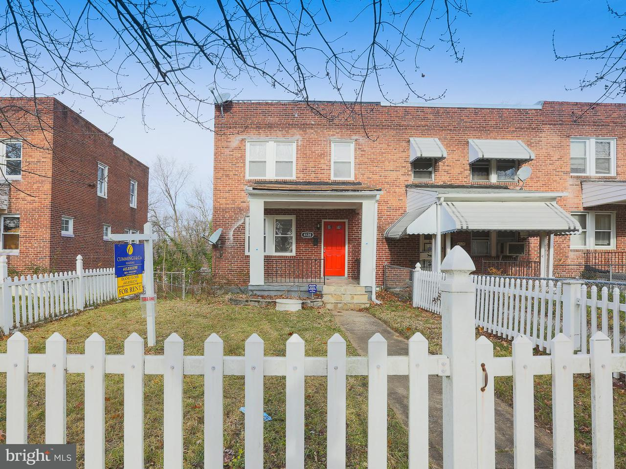 Other Residential for Rent at 4128 Woodhaven Ave Baltimore, Maryland 21216 United States