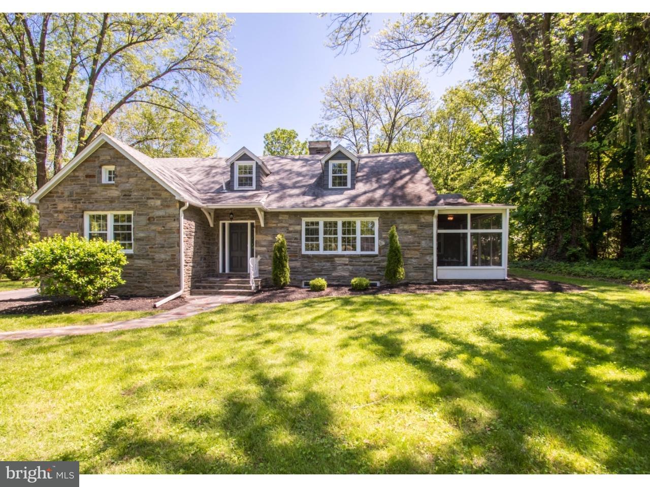 Maison unifamiliale pour l à louer à 510 S PROVIDENCE Road Wallingford, Pennsylvanie 19086 États-Unis