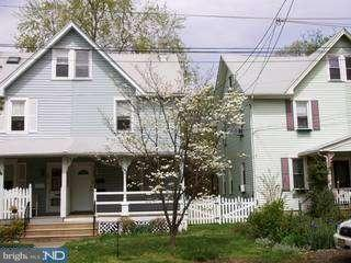 дуплекс для того Продажа на 204 2ND Street Riverton, Нью-Джерси 08077 Соединенные Штаты