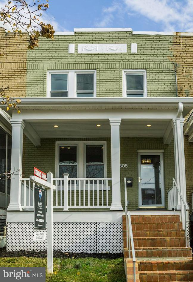 Single Family for Sale at 4805 8th St NW Washington, District Of Columbia 20011 United States