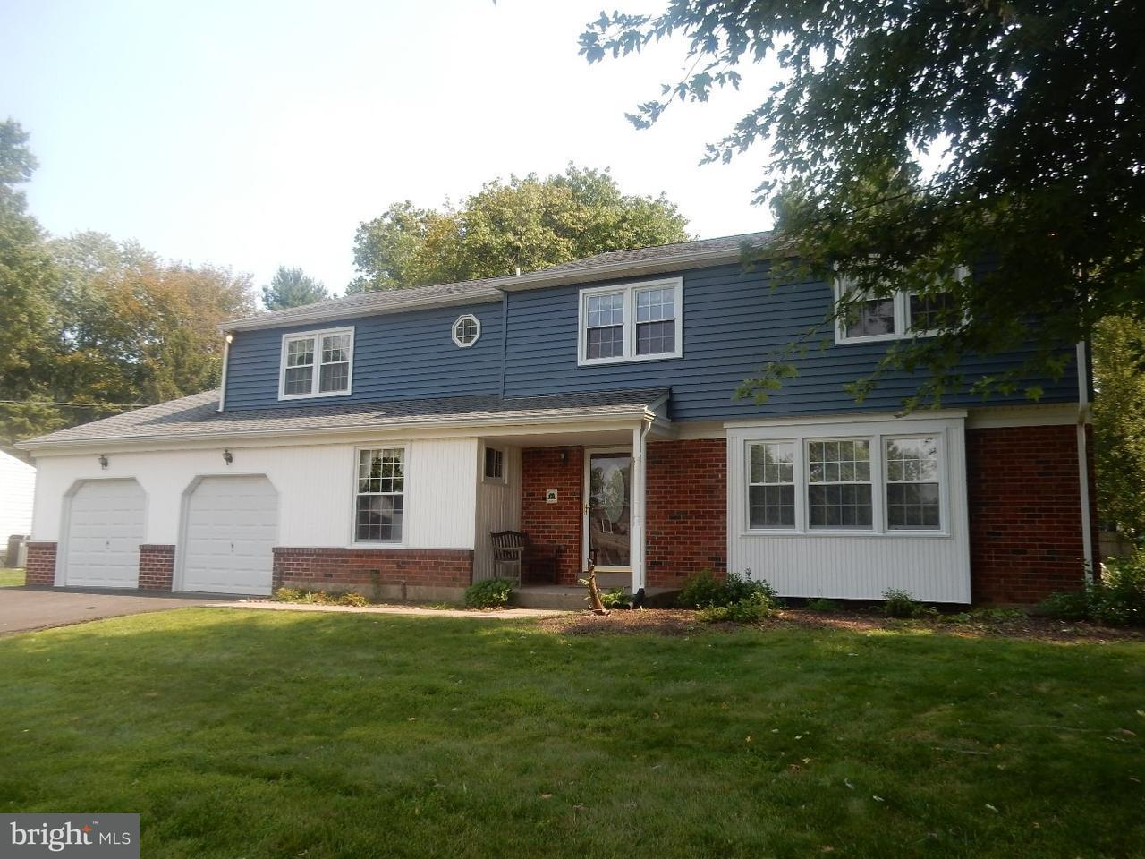 Single Family Home for Rent at 84 SIOUX Road Doylestown, Pennsylvania 18901 United States