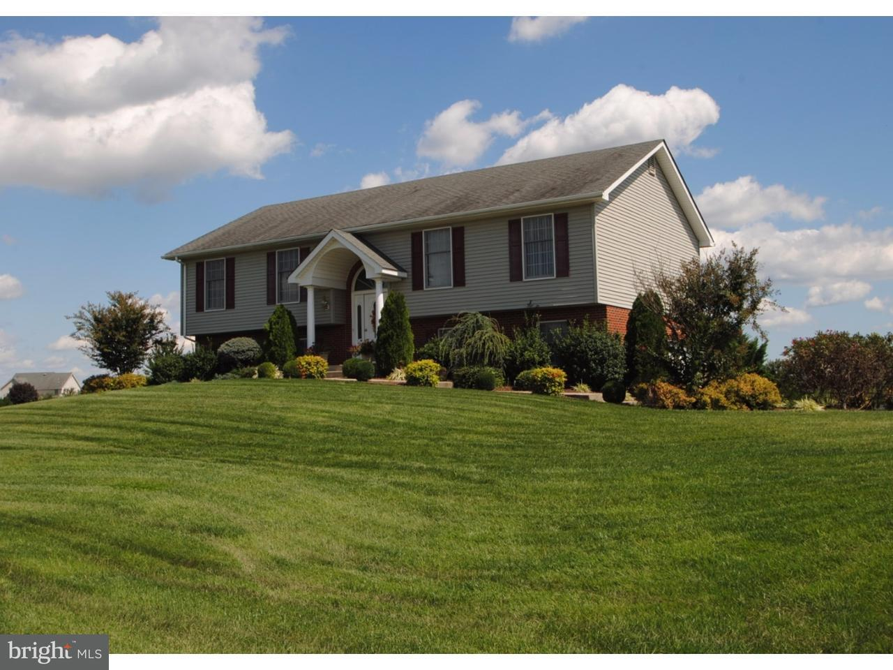 Single Family Home for Sale at 315 WINDSONG Drive Clayton, Delaware 19938 United States
