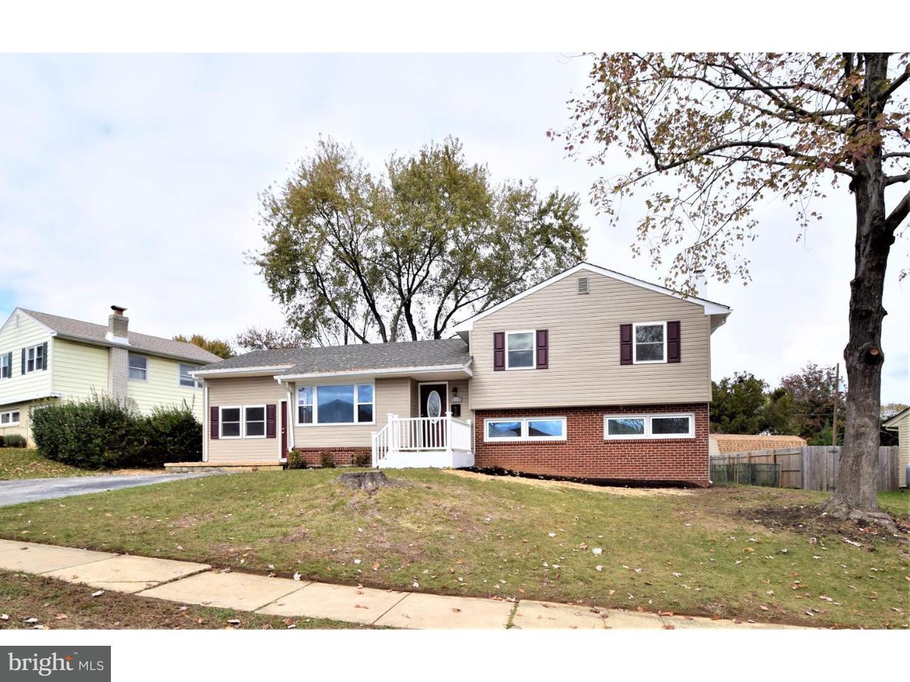 独户住宅 为 销售 在 15 CAMEO Road Claymont, 特拉华州 19703 美国